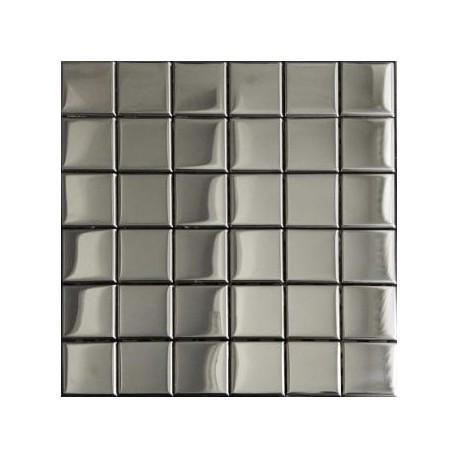Mozaika MS-117 Srebrna Platynowa 30x30/48