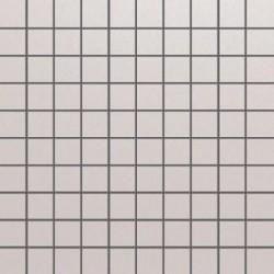 Mozaika szklana Srebro 30x30 kostka 2,8 cm