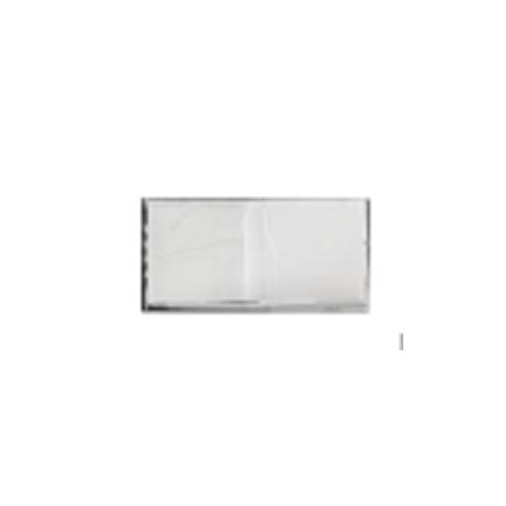 Vetro Melallico Silver 9,8x19,8