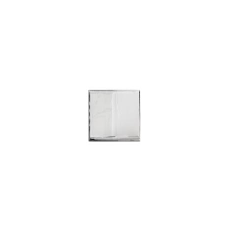 Vetro Metallico Silver 9,8x9,8