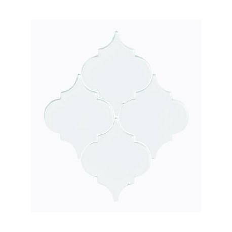 Arabeska Biała 27,4 x 32,4