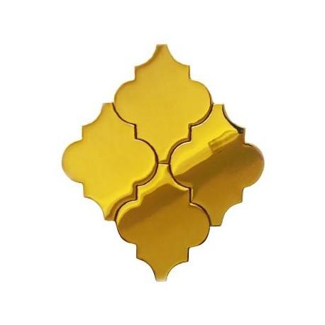 Arabeska Gold Metalik 27,4 x 32,4