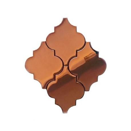 Arabeska Copper Metalik 27,4 x 32,4