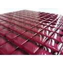 Mozaika szklana Bordo 30x30 2,3 cm