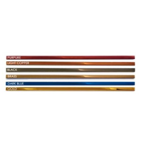 Listwa Metalowa Ozdobna Kolorowa 20x600