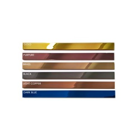 Listwa Metalowa Ozdobna Kolorowa 48x2440