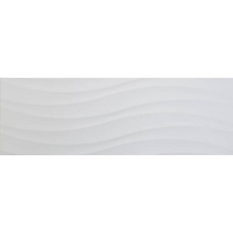 Prestige white waves 30x90