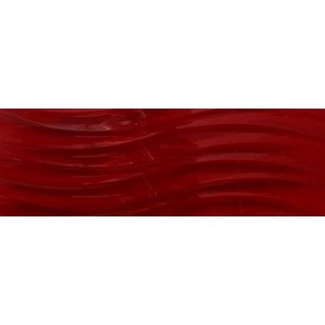 Prestige glass dekor czerwień 3W 30x90