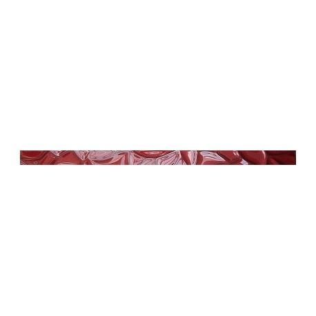 Prestige glass listwa czerwień 3L 4,8x90
