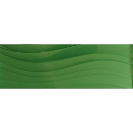 Prestige glass dekor zieleń W 30x90