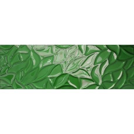 Prestige glass dekor zieleń L 30x90
