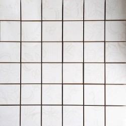Prestige white lace mozaika 30x30