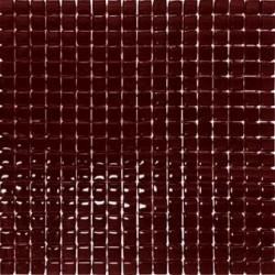 Mozaika szklana Czerwień 3 30x30 kostka 1,5 cm