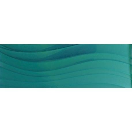 Prestige glass dekor turkus 3W 30x90