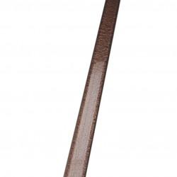 Listwa szklana Jasny brąz 1x60