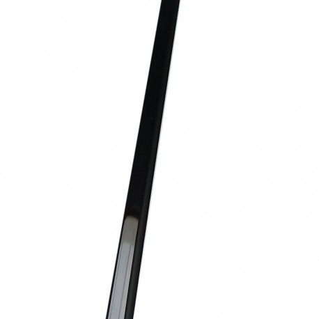 Listwa szklana Czarna 1x60
