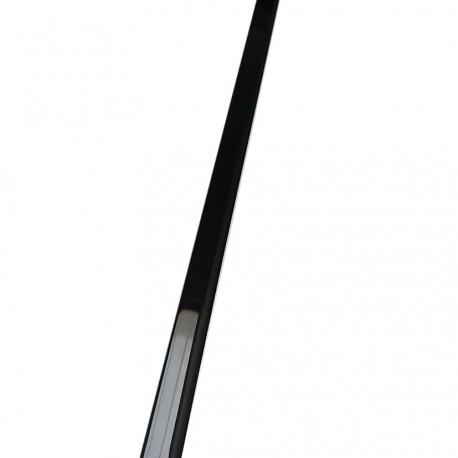 Listwa szklana Czarna 1,5x60