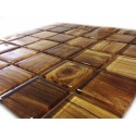Mozaika Wood 30x30/4,8