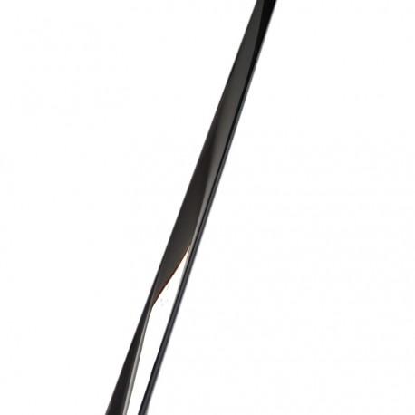 Listwa Szklana Srebrna Metalizowana 2x60