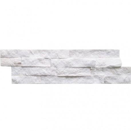 WHITE QUARTZ 15X60