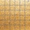 Mozaika szklana Brokat Brąz 30x30 4,8cm
