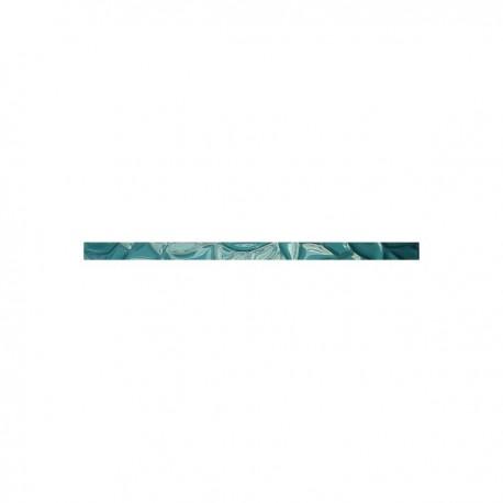 Prestige glass listwa turkus 3L 4,8x90