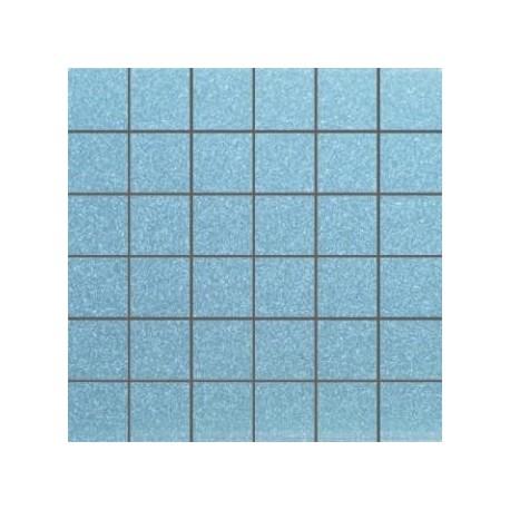 Mozaika szklana Brokat Niebieski 30x30 kostka 4,8cm