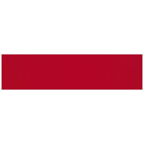 Dekor szklany Czerwień 15x60
