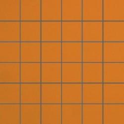 Mozaika szklana Ceglasta 30 x 30 kostka 4,8 cm