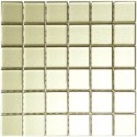 Mozaika Szklana Beż 30x30 4,8 cm