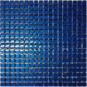 Mozaika szklana granat 30x30 kostka 1,5 cm