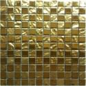 Mozaika MS-106 Złota Metalizowana mix 30x30