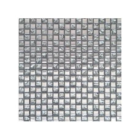 Mozaika MS-101 Srebrna Metalizowana 1 30x30