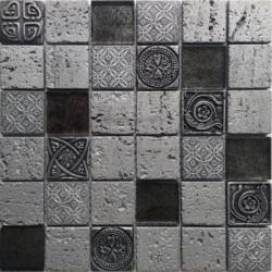 Mozaika MS-105 Grey Mix 30x30