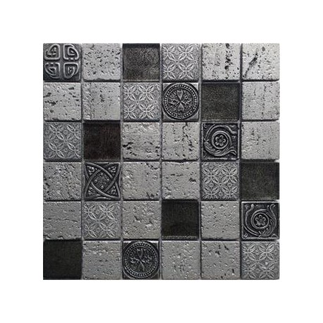 Mozaika MS-105 Grey Mix 30x30