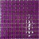 Mozaika szklana Purpura Marmurek 30x30 kostka 2,8 cm
