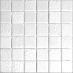 Mozaika MS-114 Biała Ceramiczna 48 30x30