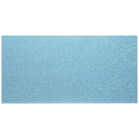Dekor szklany Brokat Niebieski 30x60