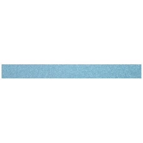 Listwa szklana Brokat Niebieski 6x60
