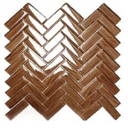 Pine Mozaika Jodełka 30x30