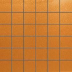 Mozaika szklana Miedziana 30 x 30 kostka 4,8 cm