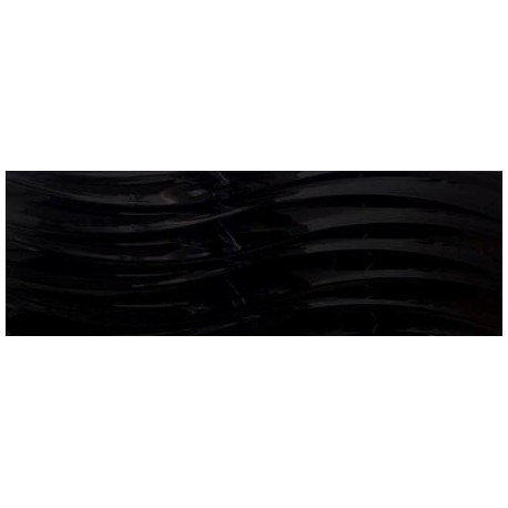 Prestige Black Waves 30x90