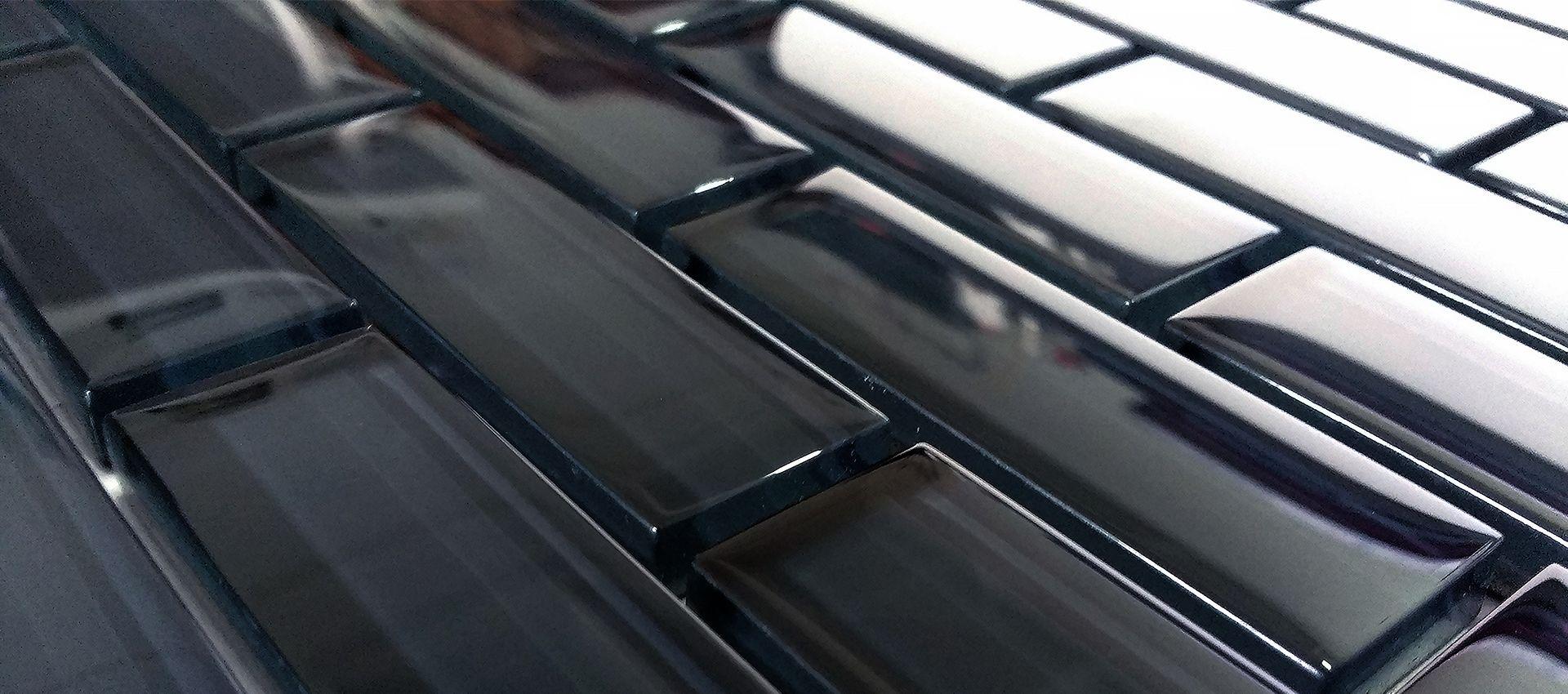 Płytki Szklane Duży Wybór Dekoracji Szklanych Do Kuchni I