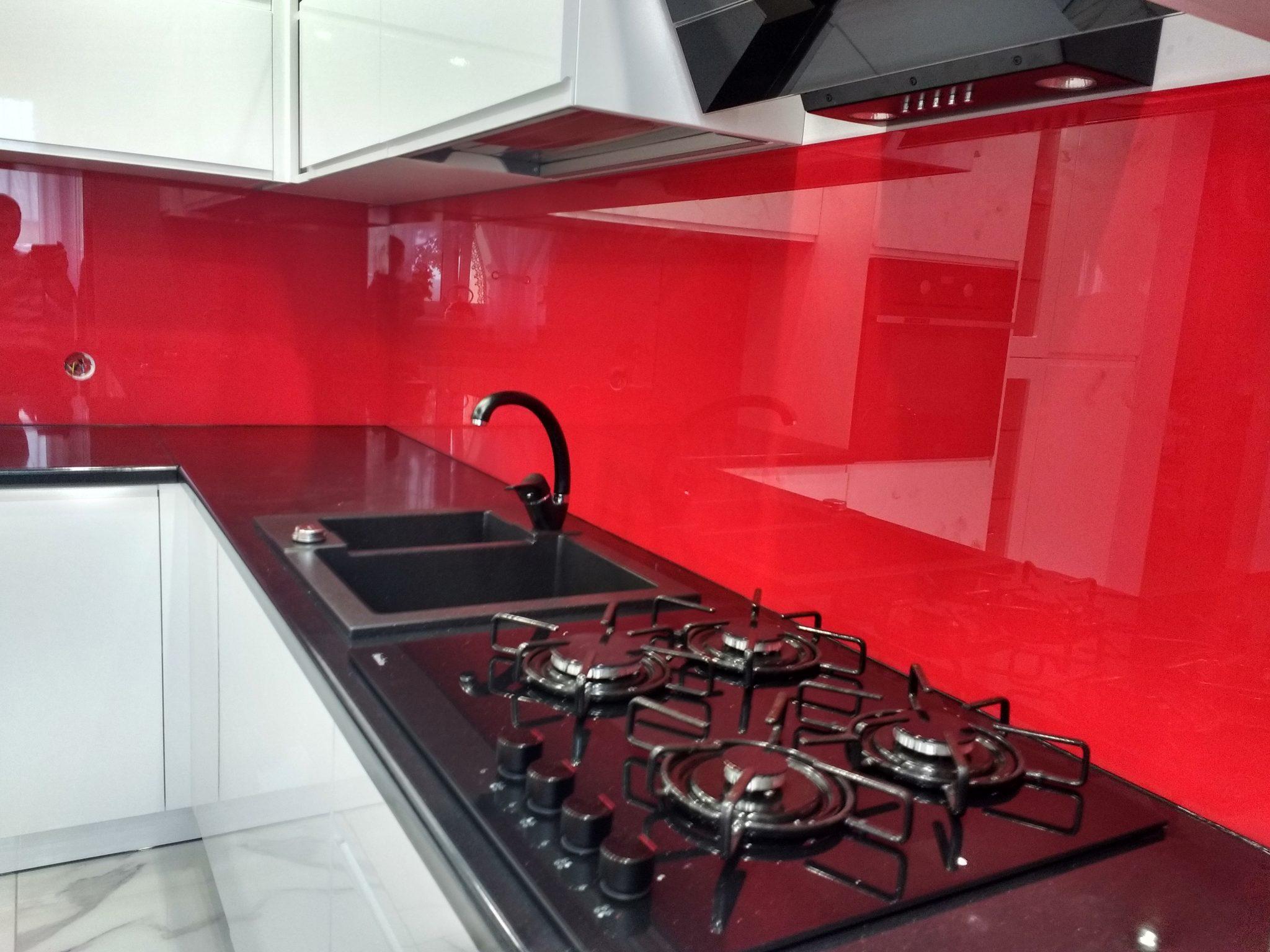 Realizacje Dekoracje Szklane I Ceramiczne W Kuchni I łazience